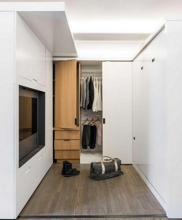 Organiseringen af plads i en lille lejlighed - SamStroy ...