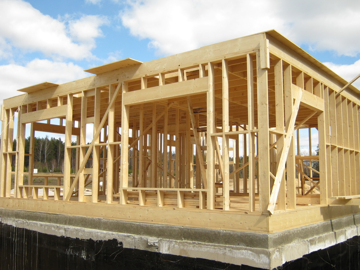 Проекты строительства дома своими руками