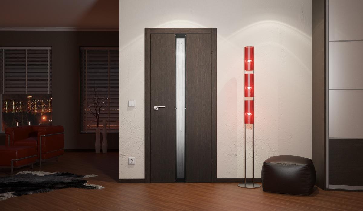 Межкомнатная дверь фото в интерьере