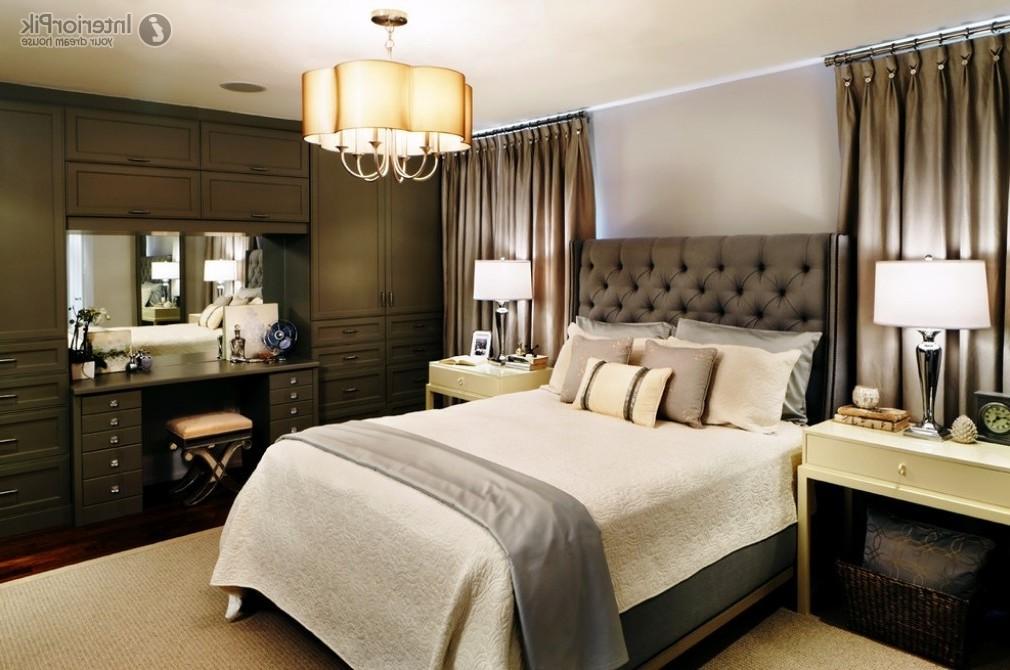 Belysning i soveværelset, typer af lamper - Cemstroy - byggeri ...