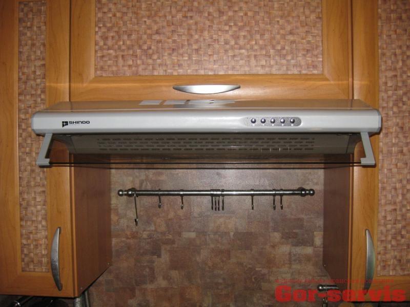 Вытяжка для кухни установка своими руками фото