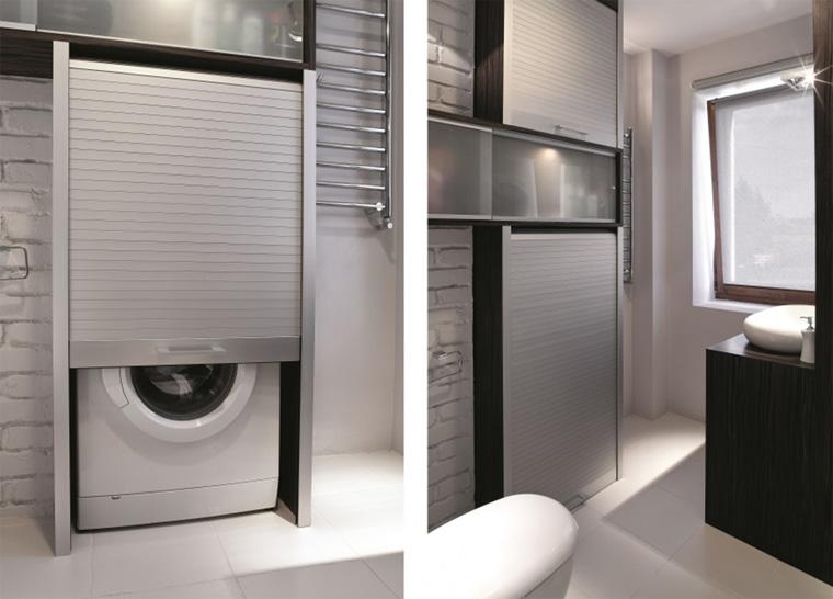 Как обустроить шкаф для стиральной машины 3 5 Строительный портал