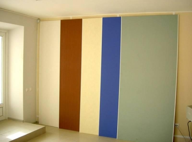 Стеновые панели на основе ГКЛ с виниловым покрытием 2 92 Строительный портал