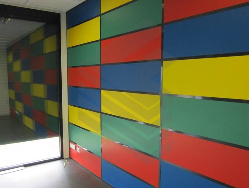 Стеновые панели на основе ГКЛ с виниловым покрытием 4 73 Строительный портал