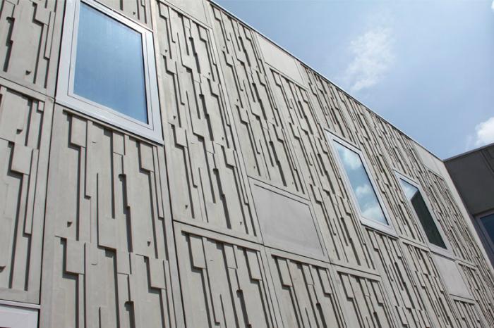 инновационная бетонная смесь